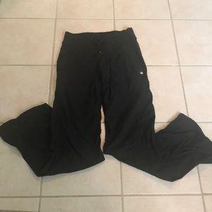 Lululemon Athletica pants.